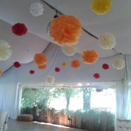Uređenje svadbene sale
